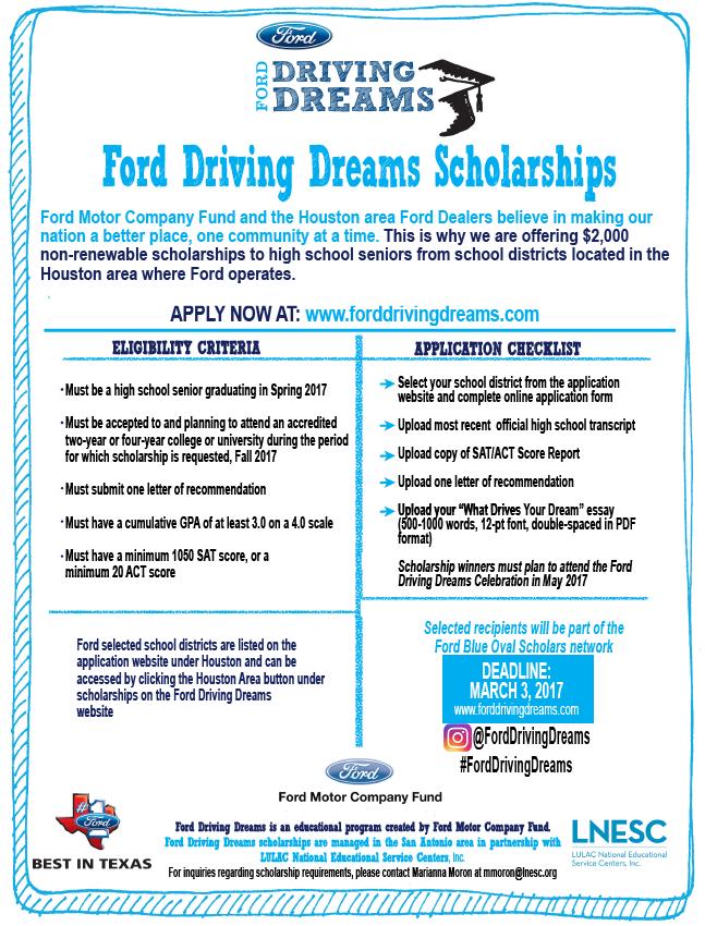 non essay scholarship applications