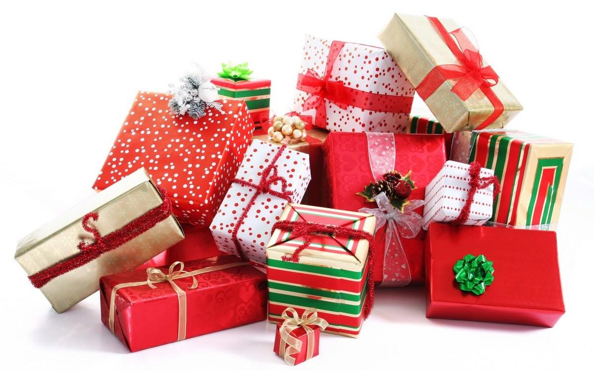 Какие подарки выбрать на Новый год 2015 - t 78