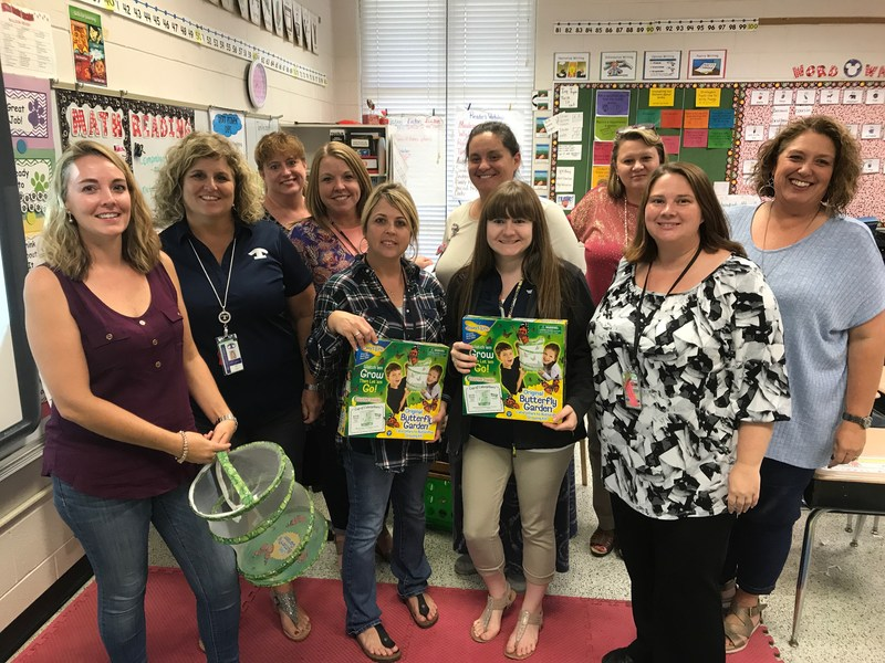 PTO Provides Science Supplies for Second Grade Classrooms Featured Photo