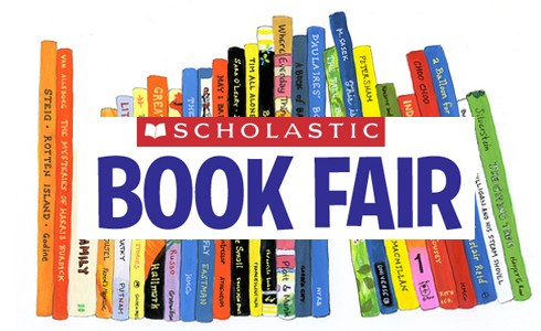 Scholastic Book Fair is Back! Featured Photo