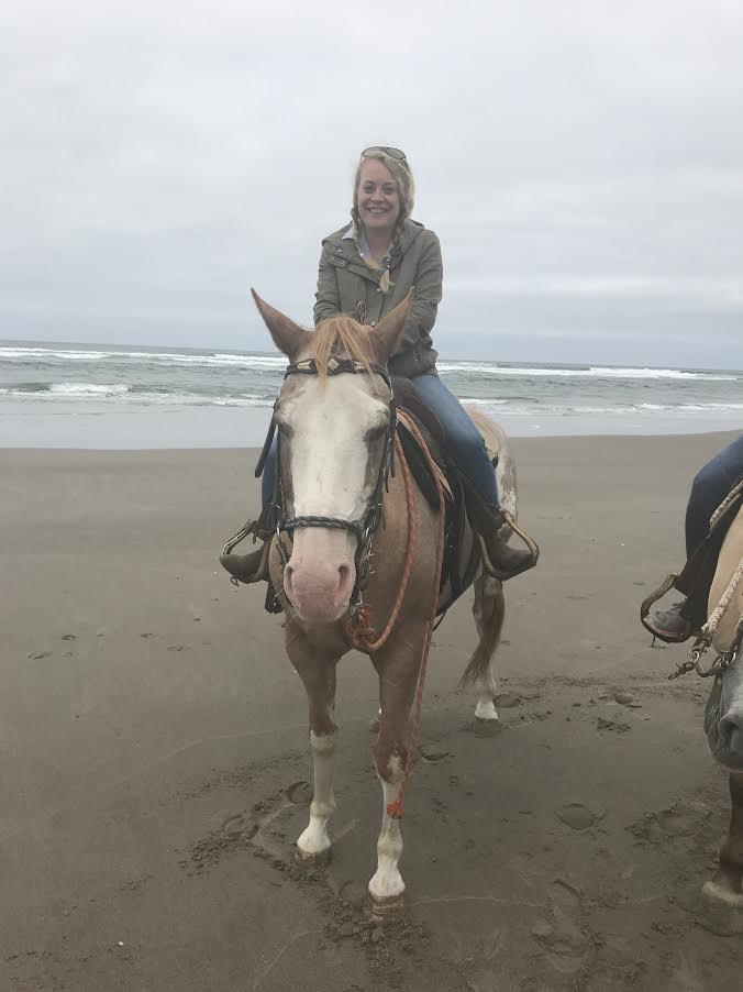 Horseback Riding in Oregon
