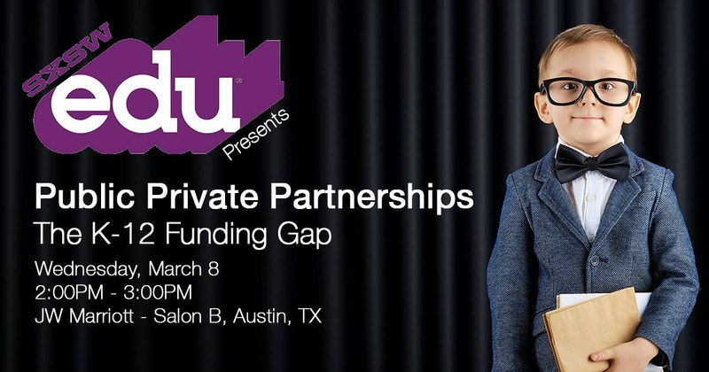 Dr. Royce Avery to Present at SXSWEdu On Private Funding in Public Education Thumbnail Image