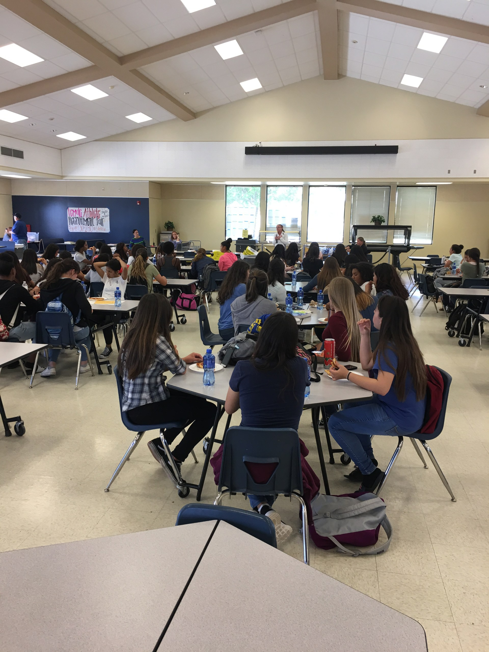Golden Valley High School Leading The Way In Increasing Female