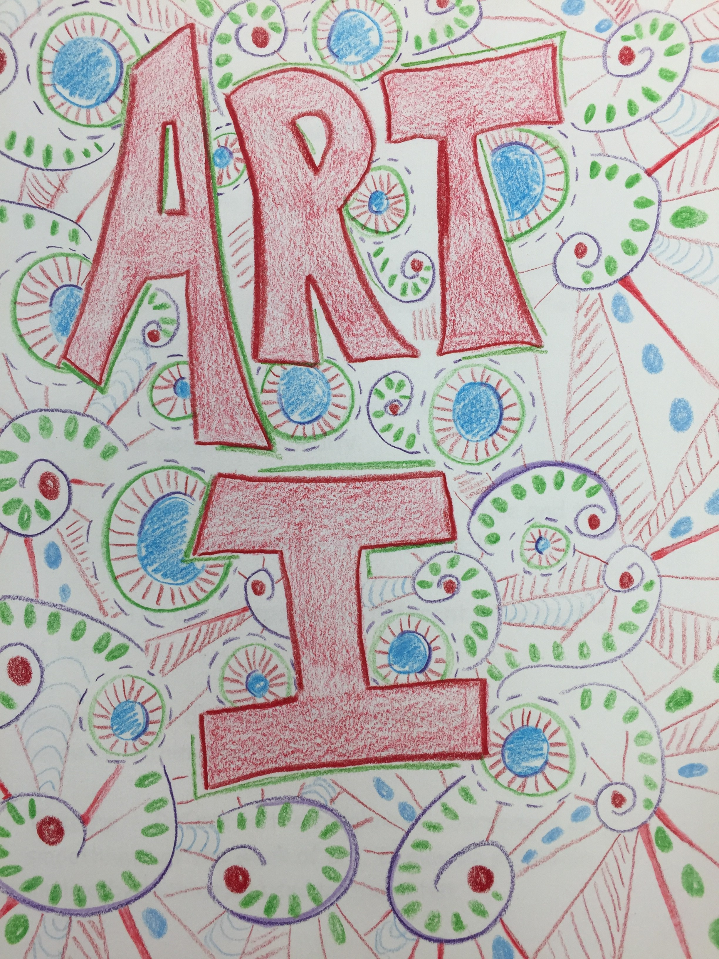 Art I Curriculum Sketchbook Jennifer Burford