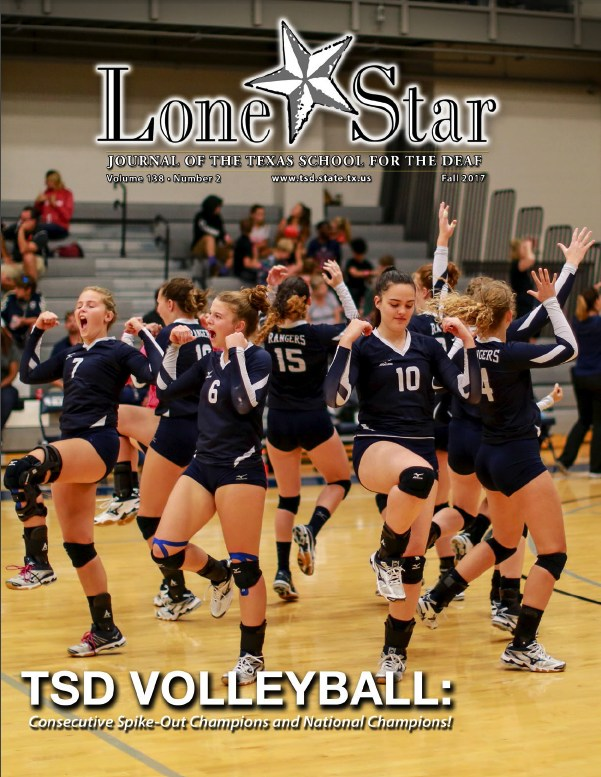 Cover Lone Star Fall 2017