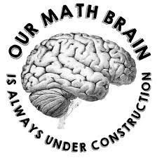 Our math brain is always under construction