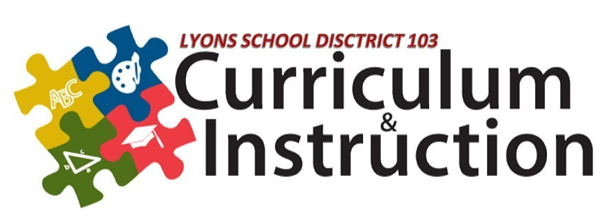 Curriculum Maps Curriculum Lyons School District 103