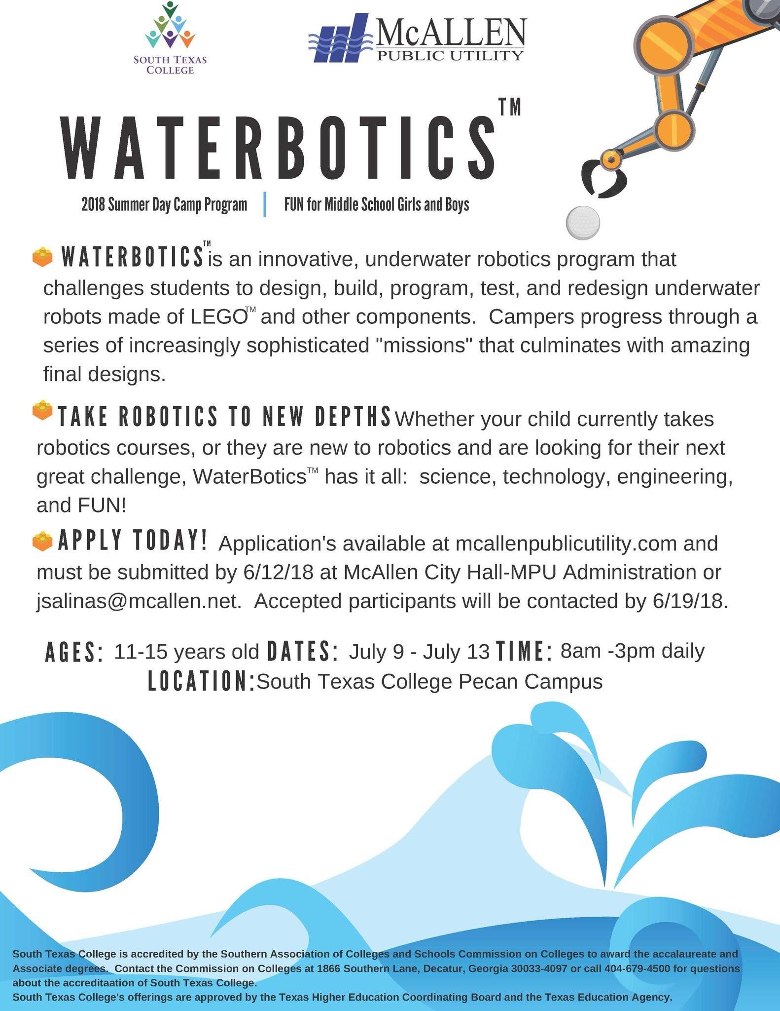Aquabotics