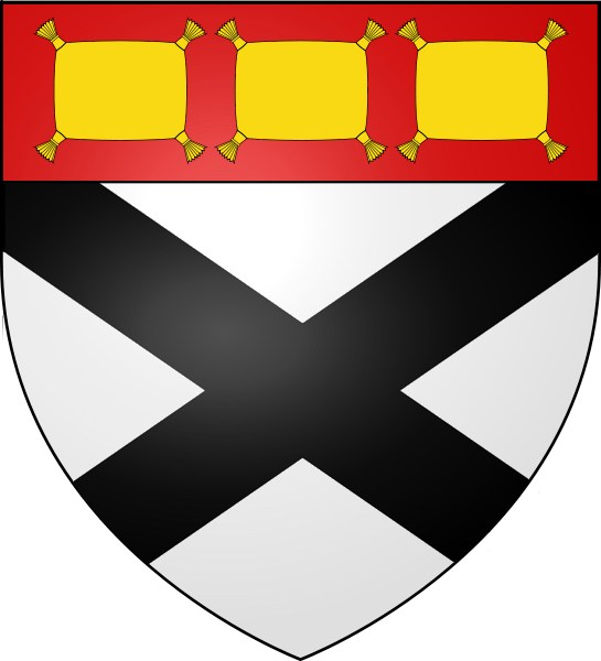 House of Johnstone coat of arms