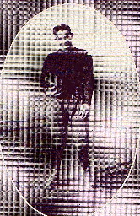 Edward Esperon, Football Captain