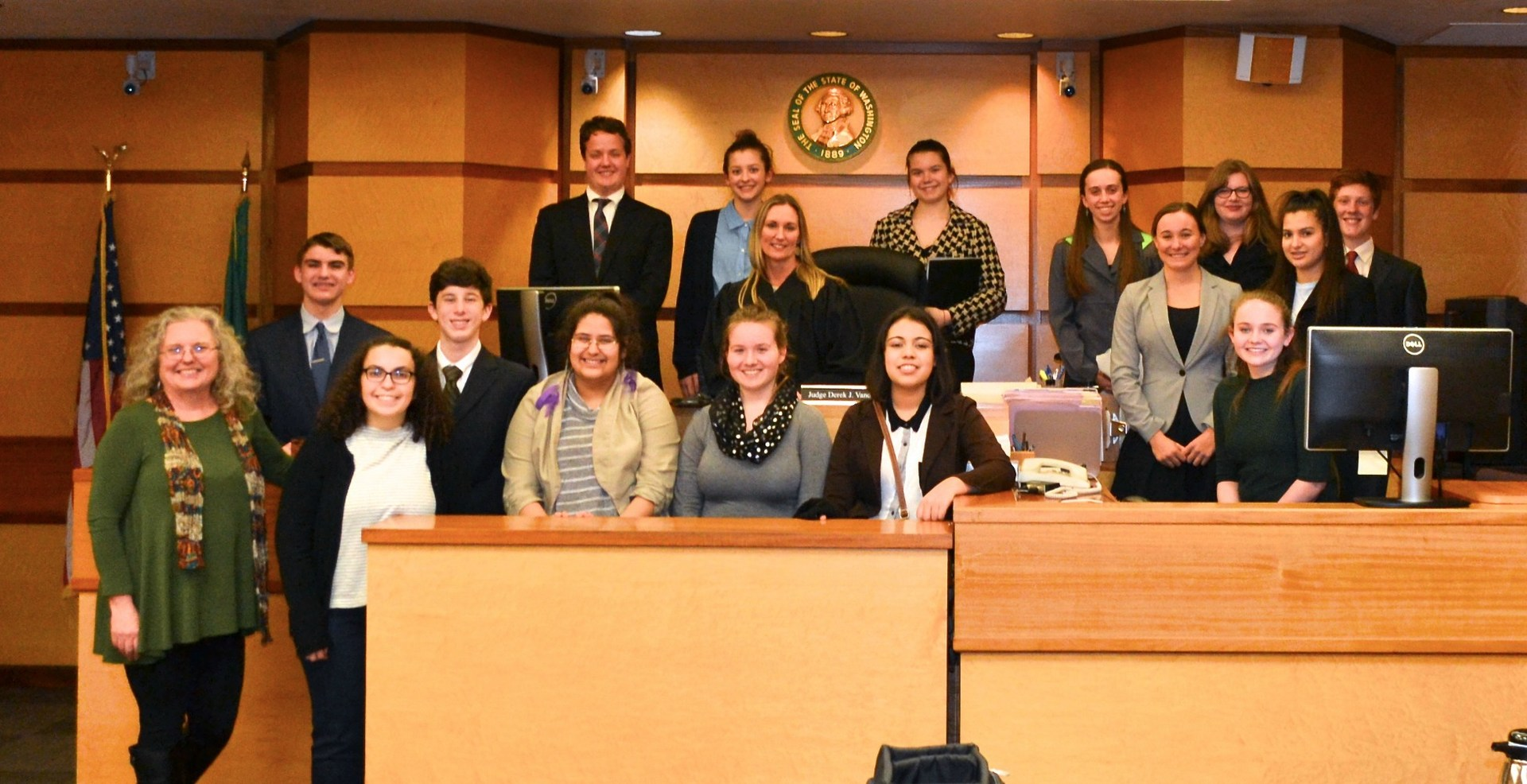 Mock Trial @ District 2017