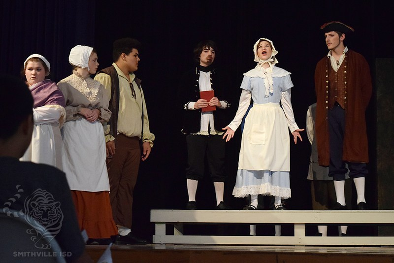 Pictures from SHS Theatre Performance Thumbnail Image