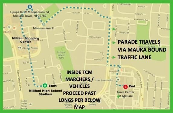 32nd Annual Mililani Hometown Holiday Parade Thumbnail Image