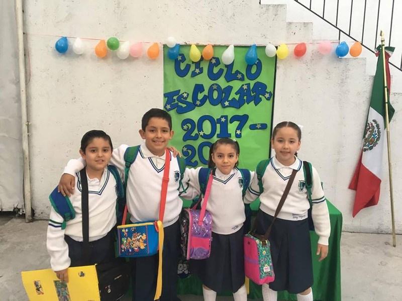¡Bienvenidos al ciclo escolar 2017-2018! Featured Photo