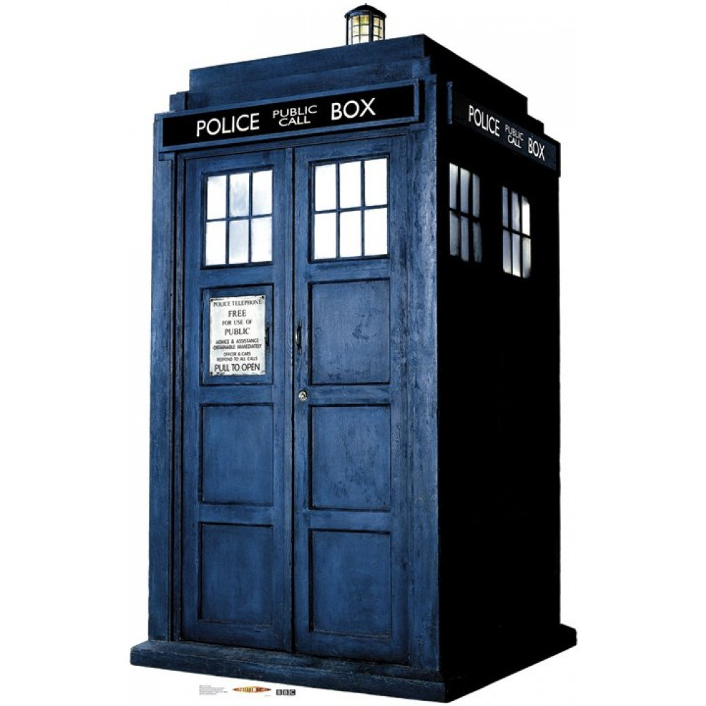 photo of TARDIS