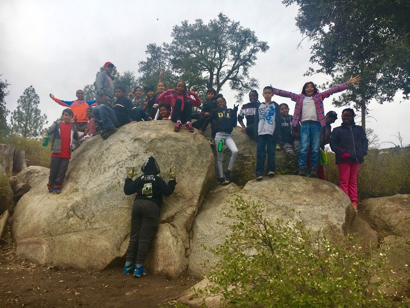 6th Grade Takes Over to Camp Cuyamaca! Featured Photo
