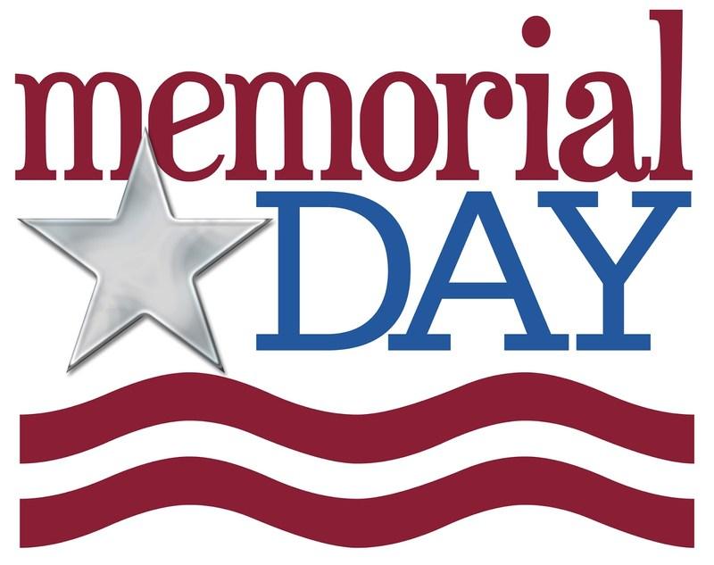 Memorial Day!  Monday, May 29th- No School! Thumbnail Image