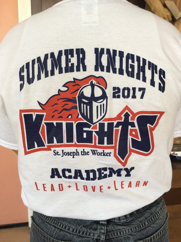 2017 Summer Knights Academy is going strong! Featured Photo