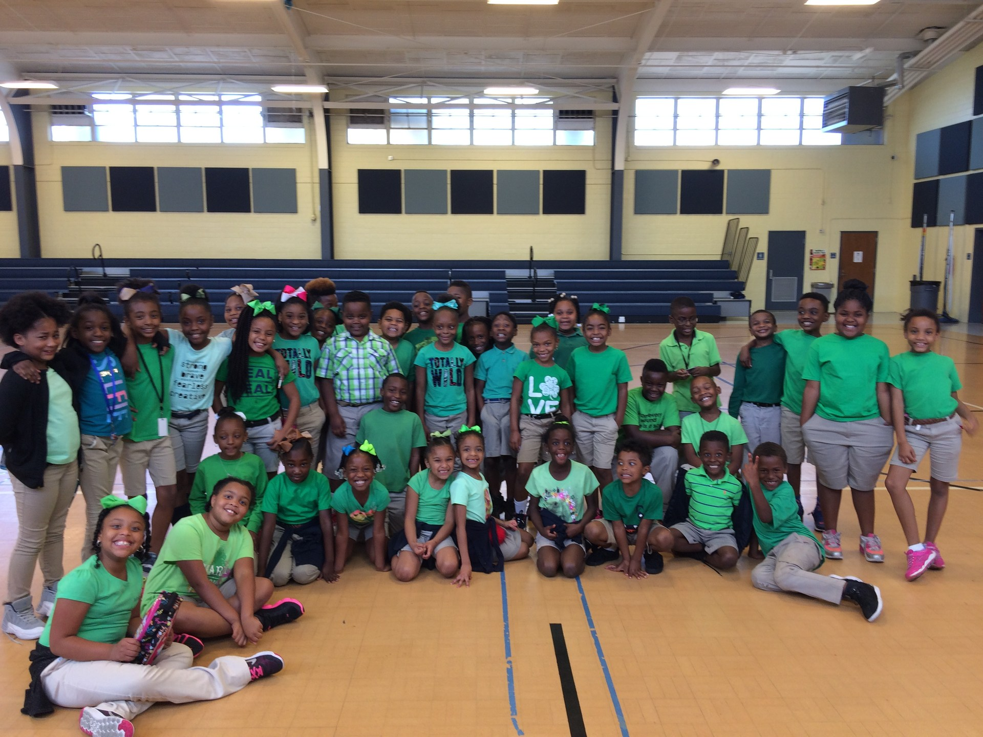 4-H week dress down 'Going Green with 4-H'