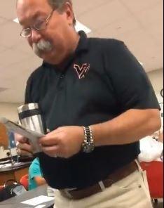 VWHS Students Surprise Favorite Teacher Thumbnail Image