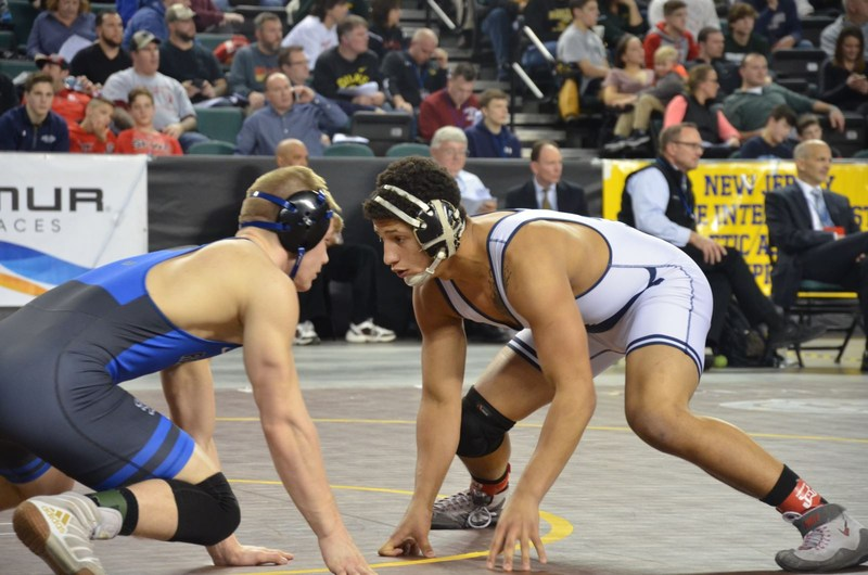 PJ wrestling Jake Brown state semifinals