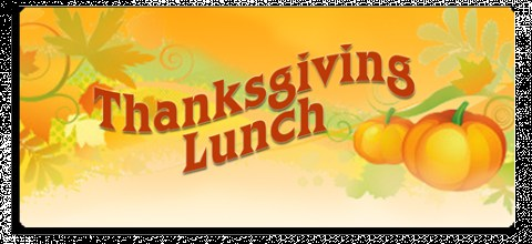 Thanksgiving Family Luncheon at Ed Downs- Nov. 16, 2017.