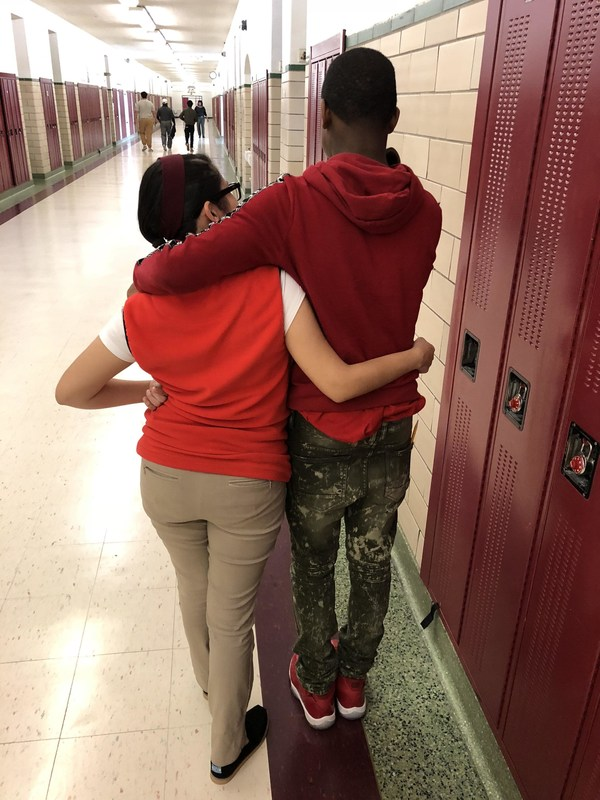 Check Out How City Year Has Been Making a Difference at Gage Park HS! February News Letter Featured Photo