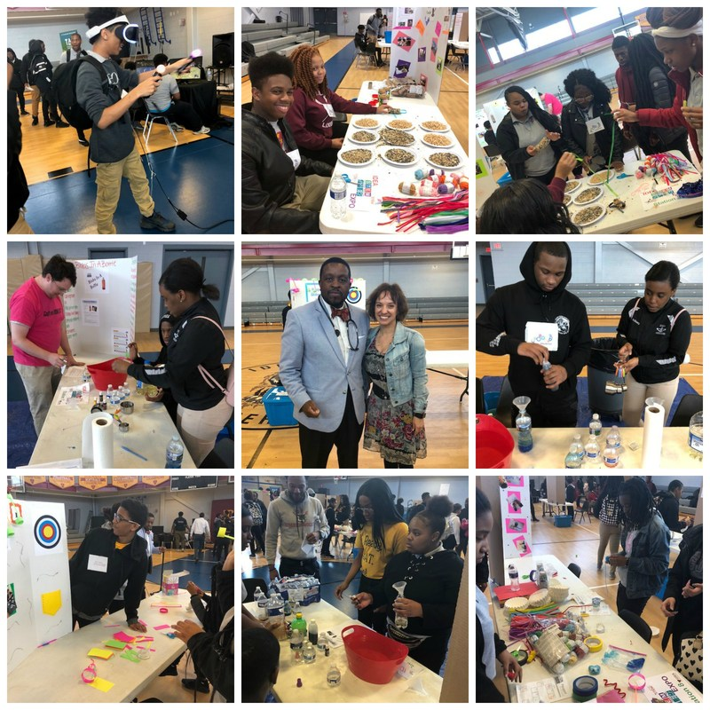 First Annual STEM Expo an Educational Success Thumbnail Image