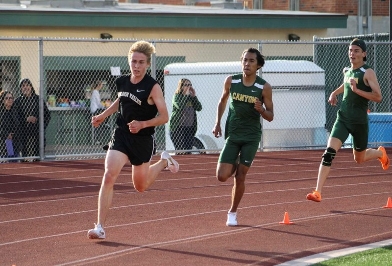 Boys and Girls Drop Track Meets to Canyon Featured Photo