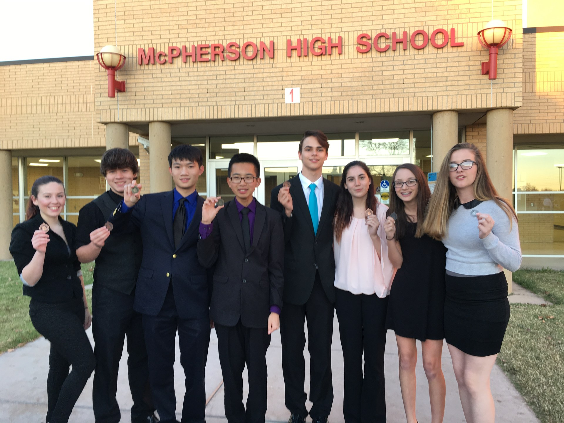 McPherson Invitational Forensics 17