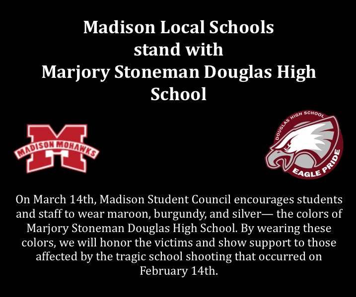 Madison Student Council Graphic