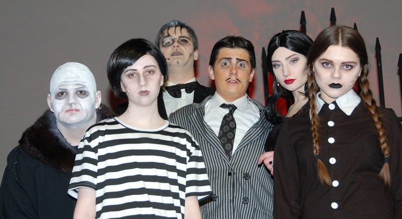 Cast members of The Addams Family are all ready for their big debut on Friday, March 23