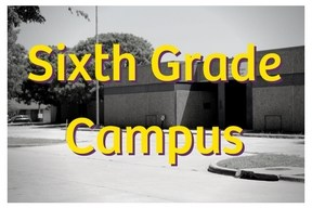 Sixth Grade Campus  Image and Link To School Web page