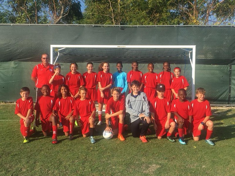 LIS Soccer has Great Success at Lyford Cay Tournament Featured Photo