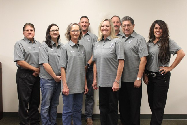 Grape Creek ISD Board of Trustees