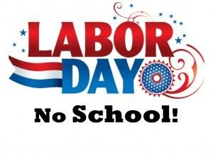 Labor Day - No school (image)