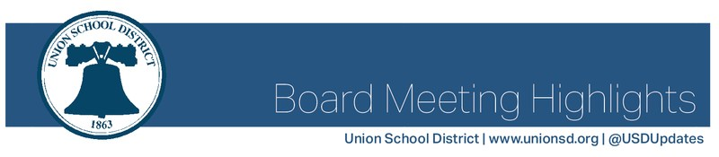 USD Board Meetings