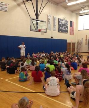 Comet Basketball Camp