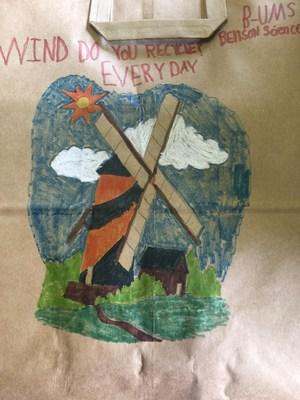 Earth Day Bag