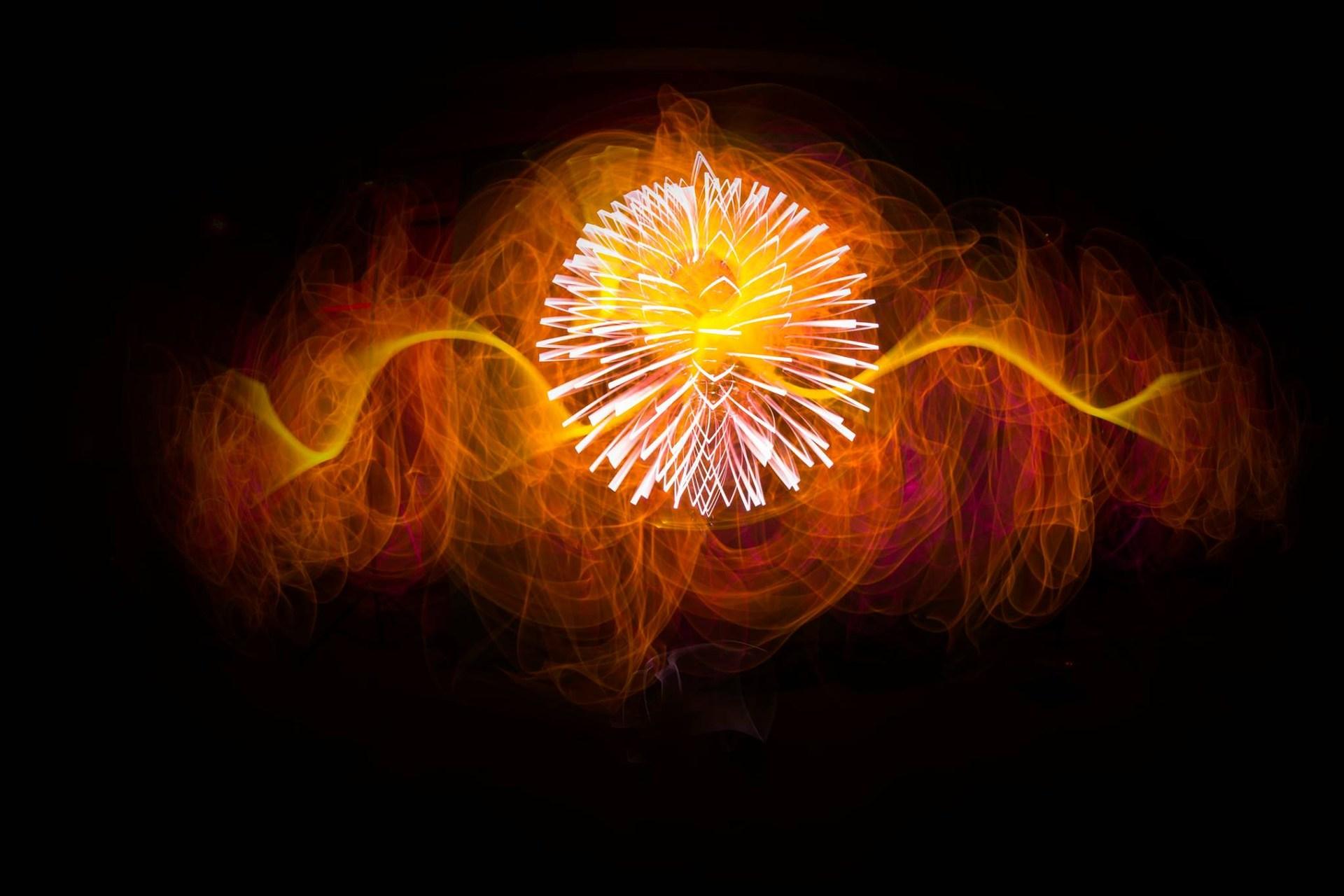 Image of Artwork called Ball of Light
