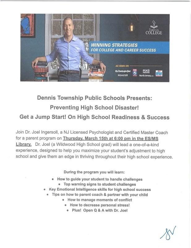 High School Readiness Thumbnail Image