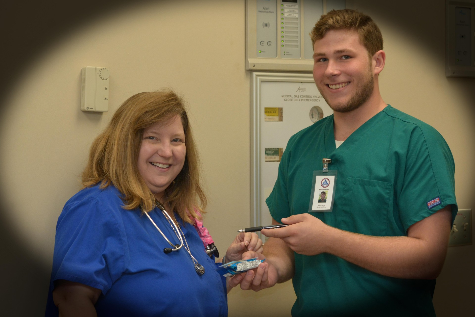 HOSA with Dr. Richardson