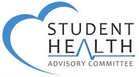 student health advisory committee logo
