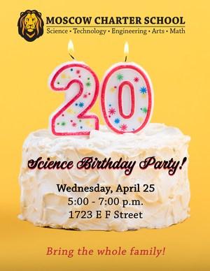 20th Birthday!!!