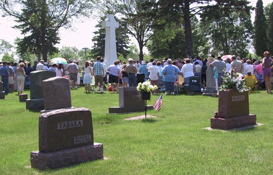 Memorial Day Mass at 11 Featured Photo