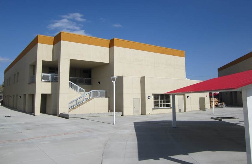 Hemet High School New Science Building