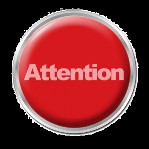 attention button