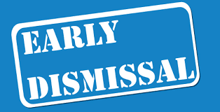 Early Dismissal on Wednesday, March 13 Thumbnail Image