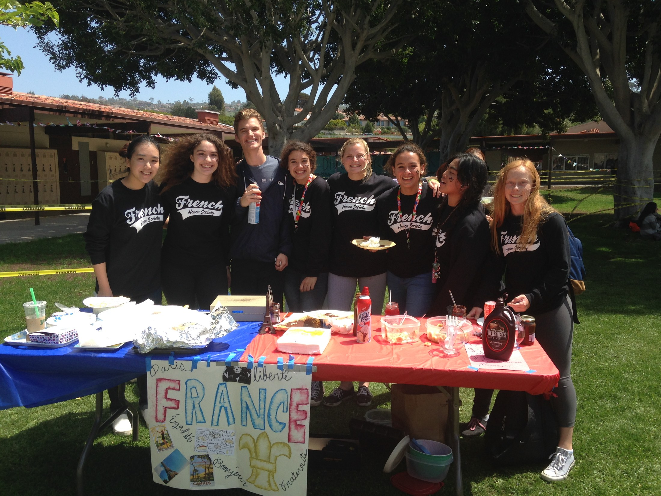 PVHS French Club