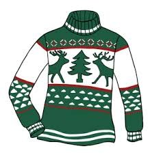 Ugly Holiday Sweater Spirit Day!! Thumbnail Image